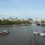 Fahrt mit dem London Eye