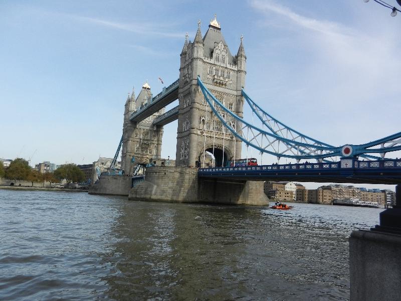 London im Herbst - Teil 1